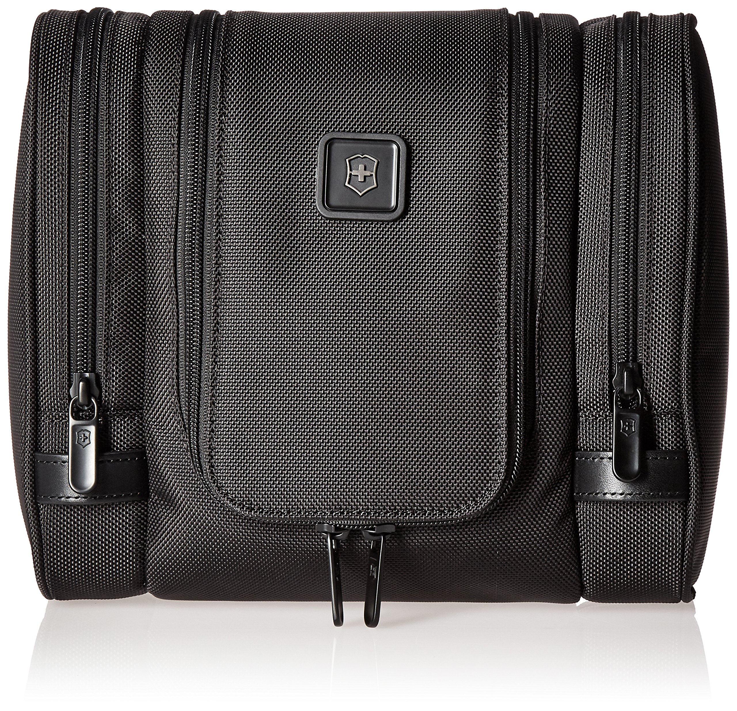 Victorinox Lexicon 2.0 Truss Hanging Toiletry Kit, Black by Victorinox