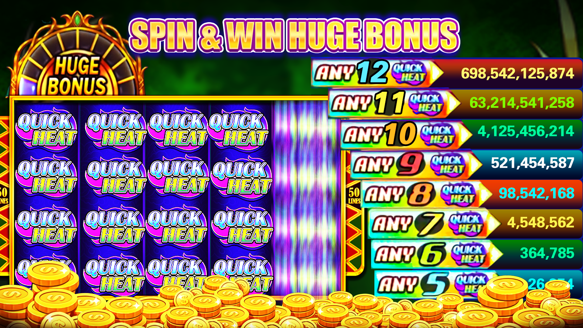Cash Storm Casino - Online Free Vegas Slots Games: Amazon.es: Appstore para Android