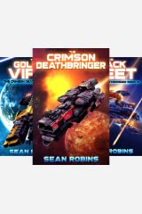 The Crimson Deathbringer Series (4 Book Series) Kindle Edition