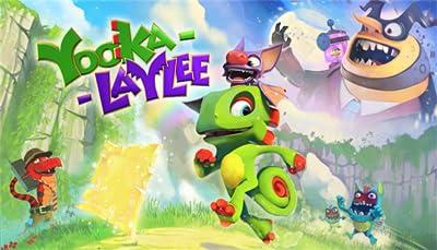 Yooka-Laylee [Online Game Code]