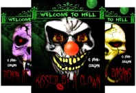 Kissed by a Clown (Welcome to Hell Series)
