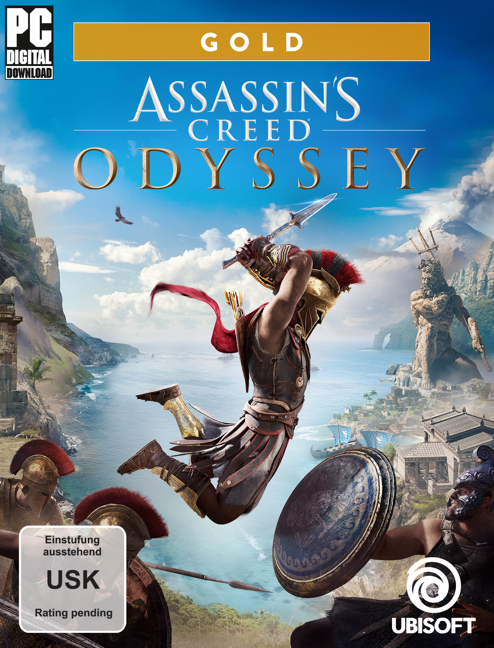 Assassin\'s Creed Odyssey - Gold Edition (inkl. Season Pass) - [Xbox ...