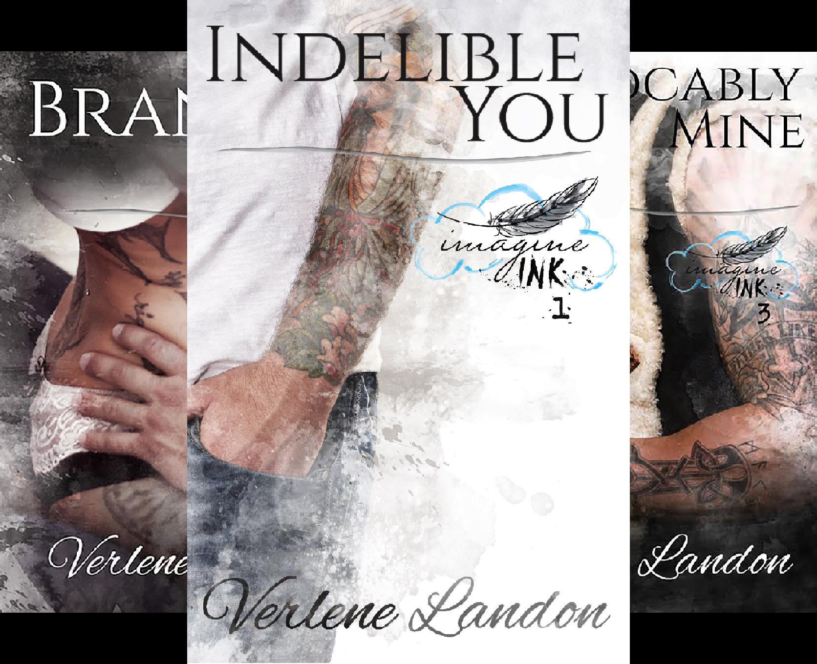 Imagine Ink (5 Book Series)