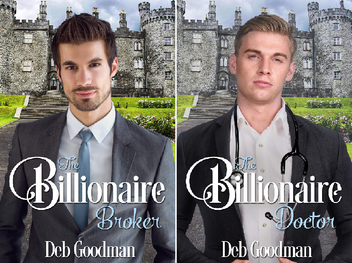 The Billionaires of Gramercy (2 Book Series)