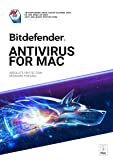 Software : Bitdefender Antivirus for Mac | 1 Mac, 1 Year | Download [Online Code]