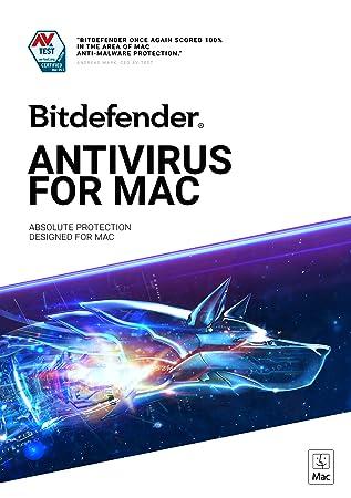 Bitdefender Antivirus for Mac | 1 Mac, 1 Year | Download [Online Code]