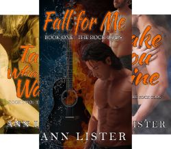 The Rock Gods (9 Book Series) by  Ann Lister