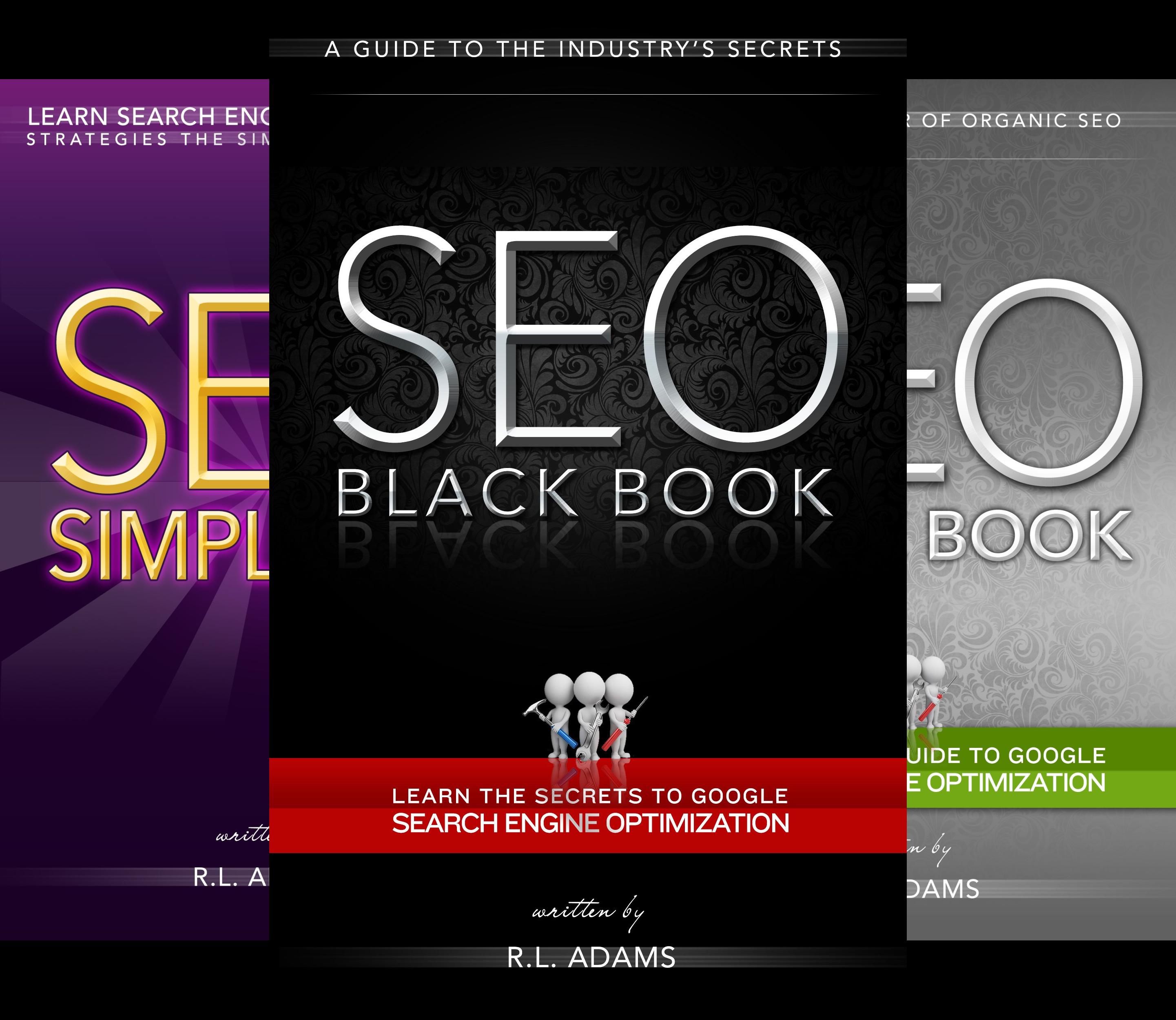 The SEO Series (4 Book Series)