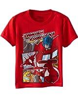 Transformers Boys' Short Sleeve T-Shirt