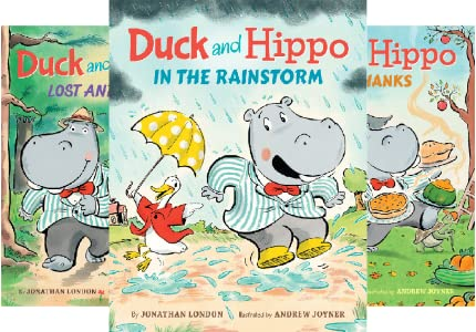 Duck and Hippo