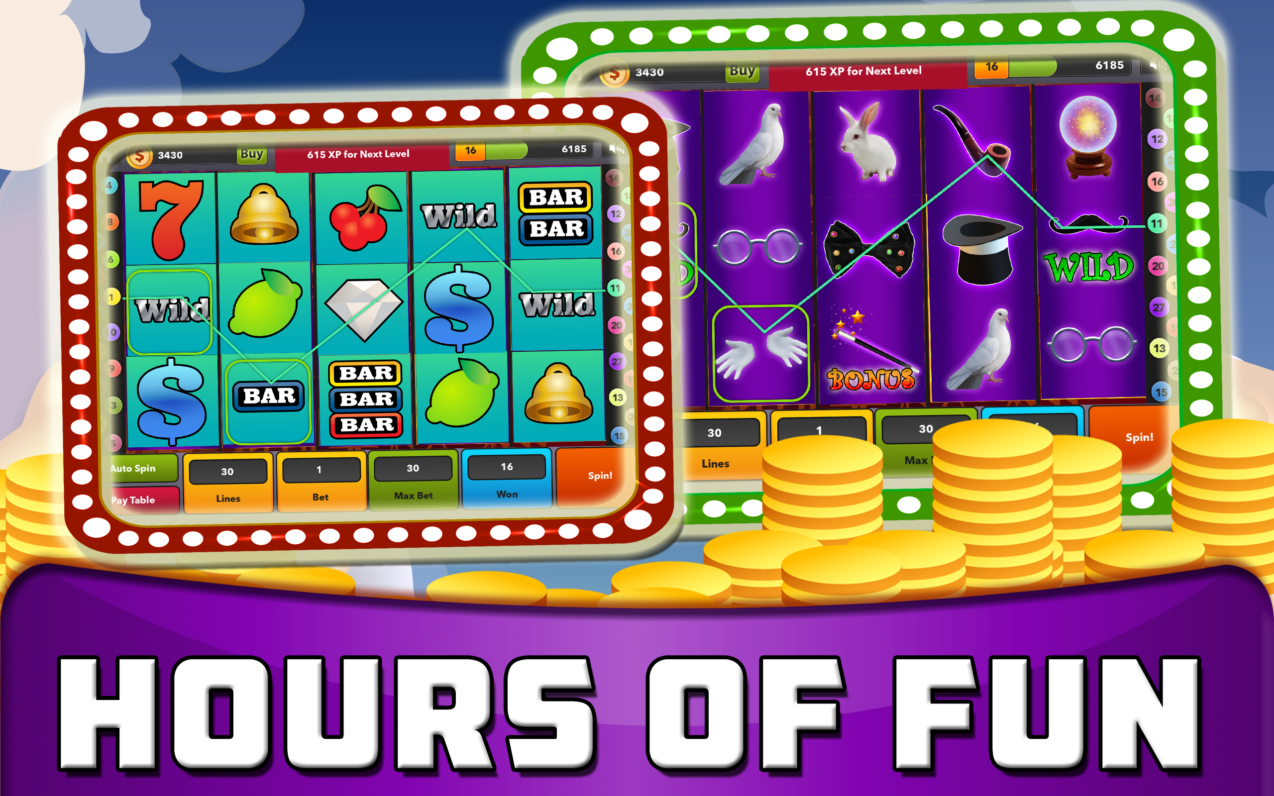 Video Slots Download Free