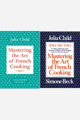 Mastering the Art of French Cooking (2 Book Series) Kindle Edition