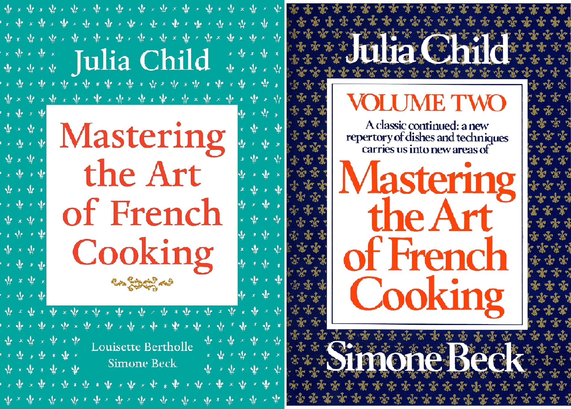 (Mastering the Art of French Cooking (2 Book Series))