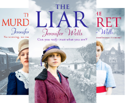 The Missensham Series (3 Book Series) by  Jennifer Wells