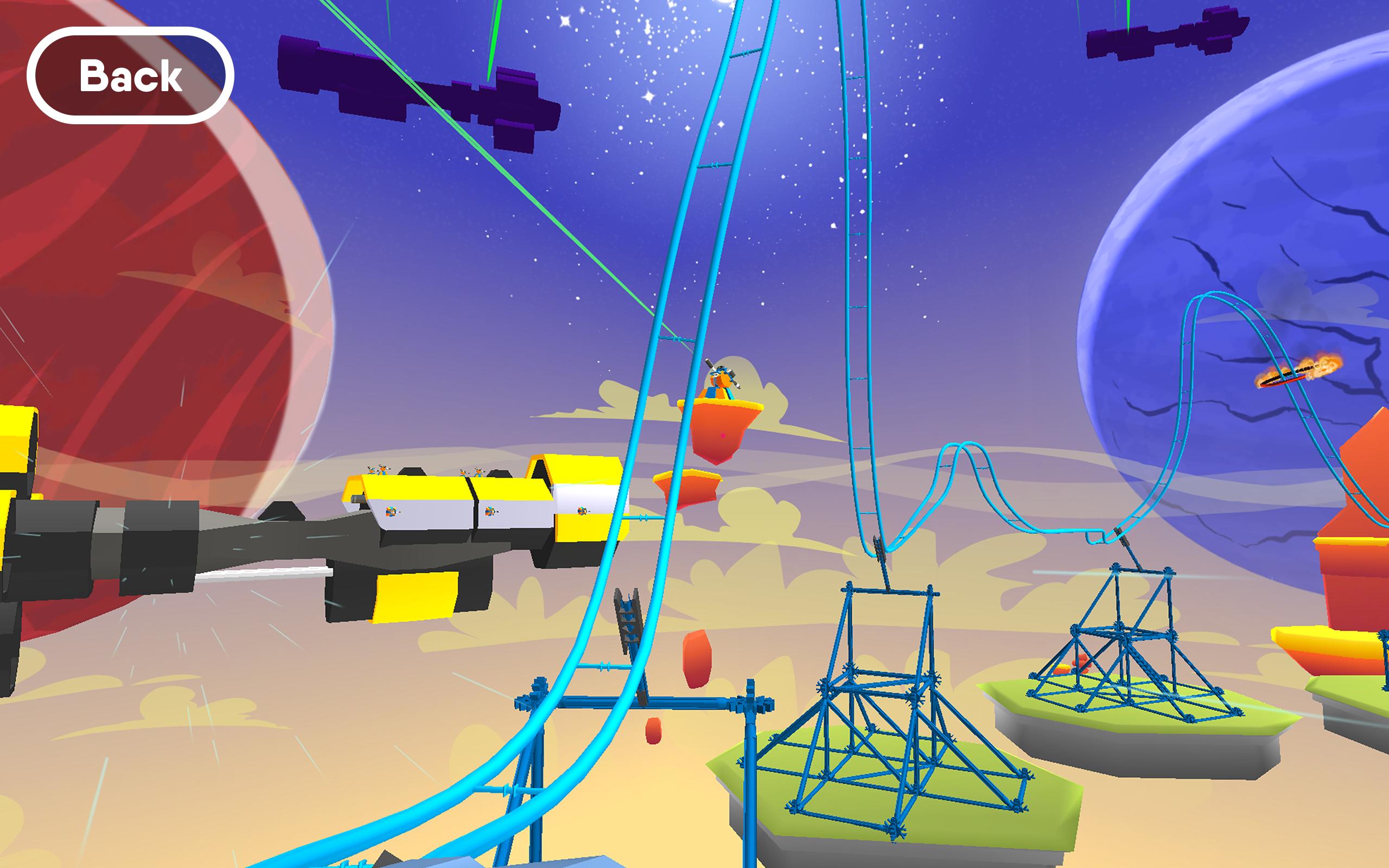 KNEX Ride It! - VR: Amazon.es: Appstore para Android