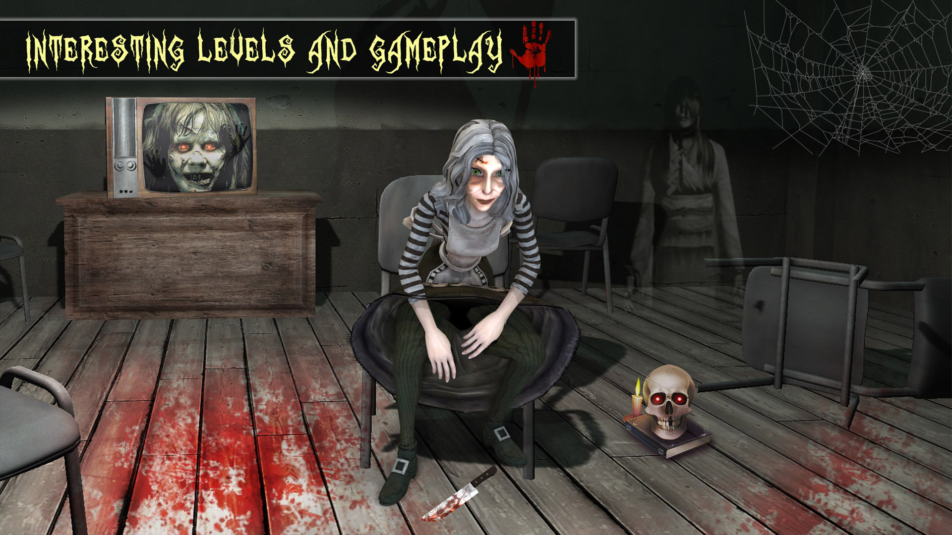 granny horror game online free