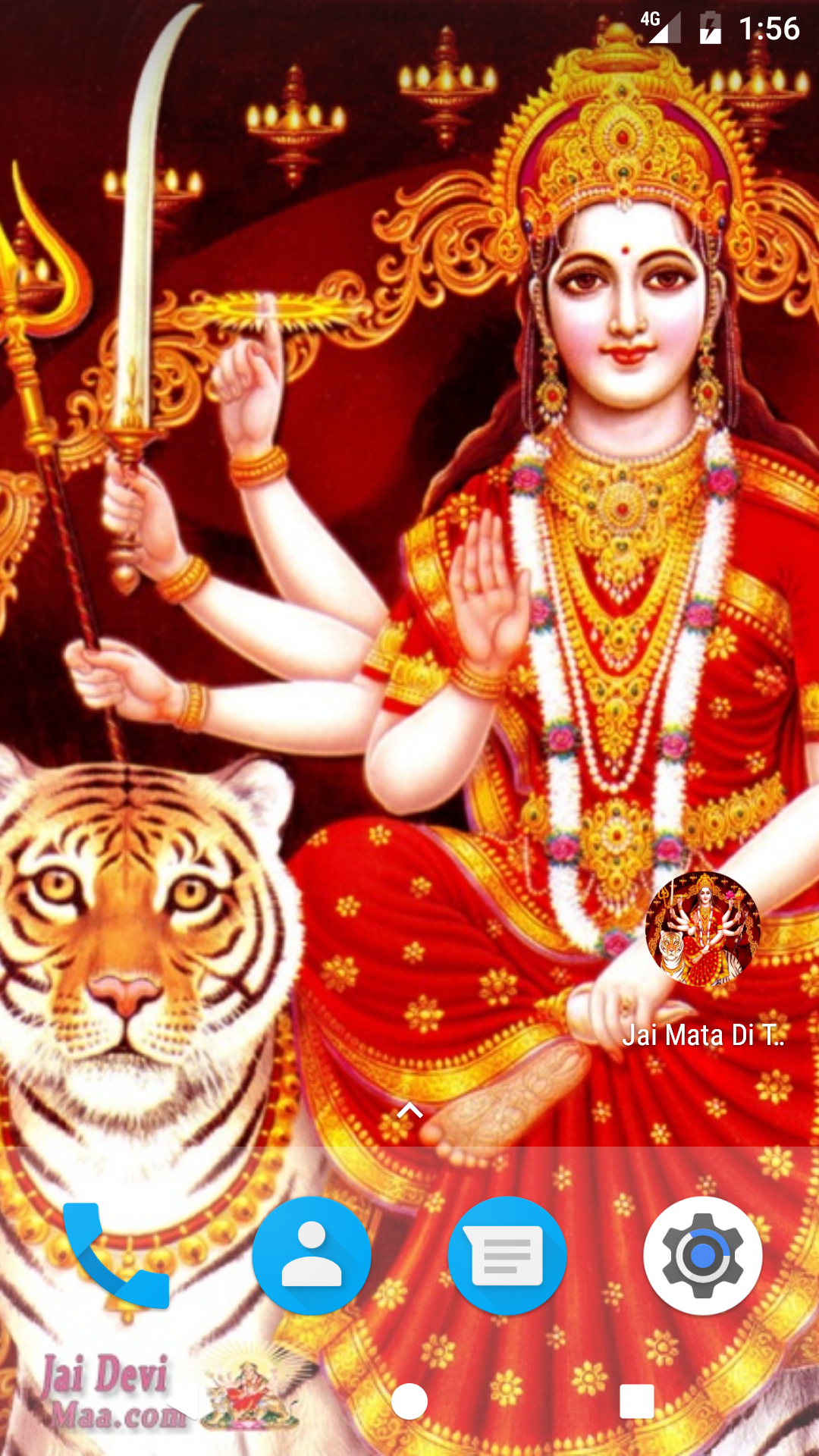 Amazon Com Jai Mata Di Hd Wallpapers Appstore For Android