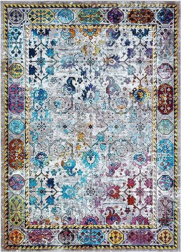 Couristan Gypsy Retro Damsel Area rug