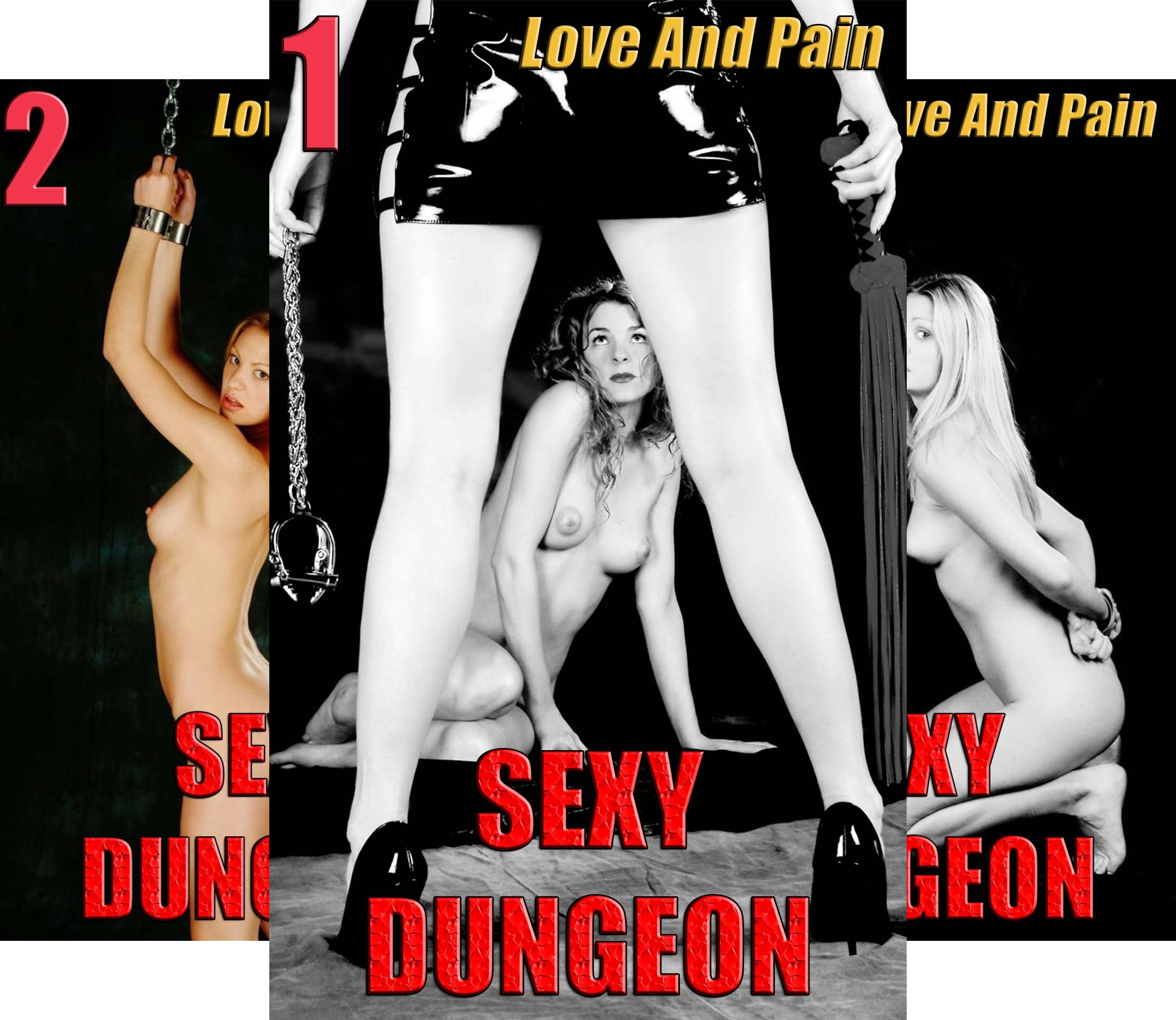 Sexy Dungeon (9 Book Series)