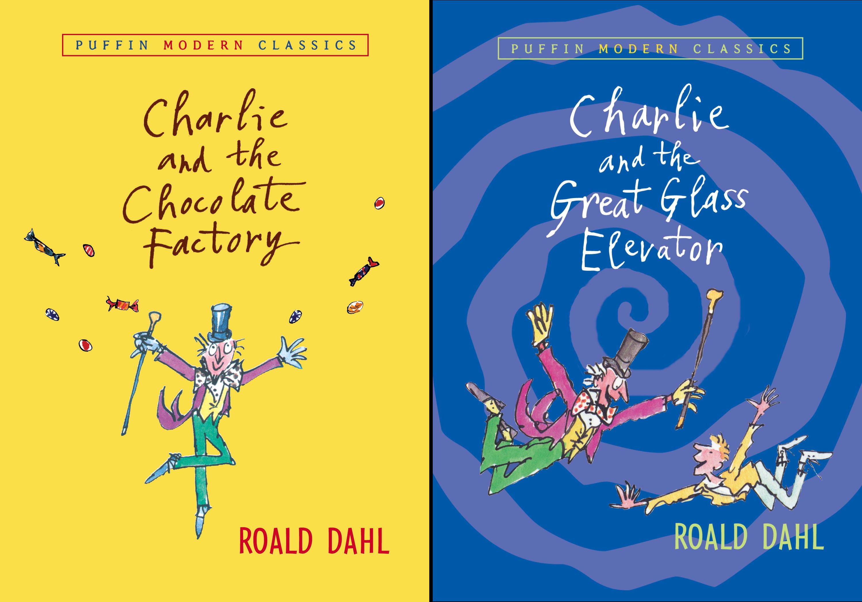 Charlie Bucket (2 Book Series)