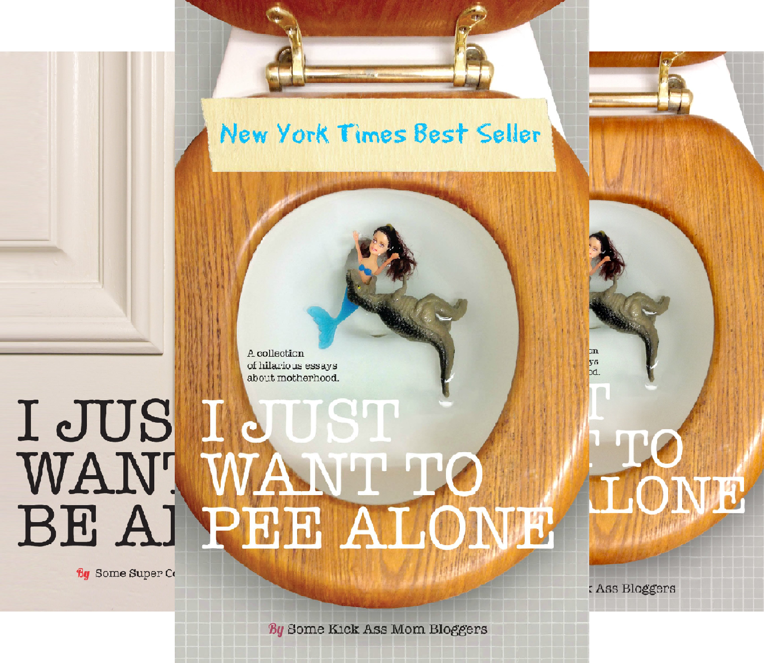 I Just Want to Pee Alone (5 Book Series)