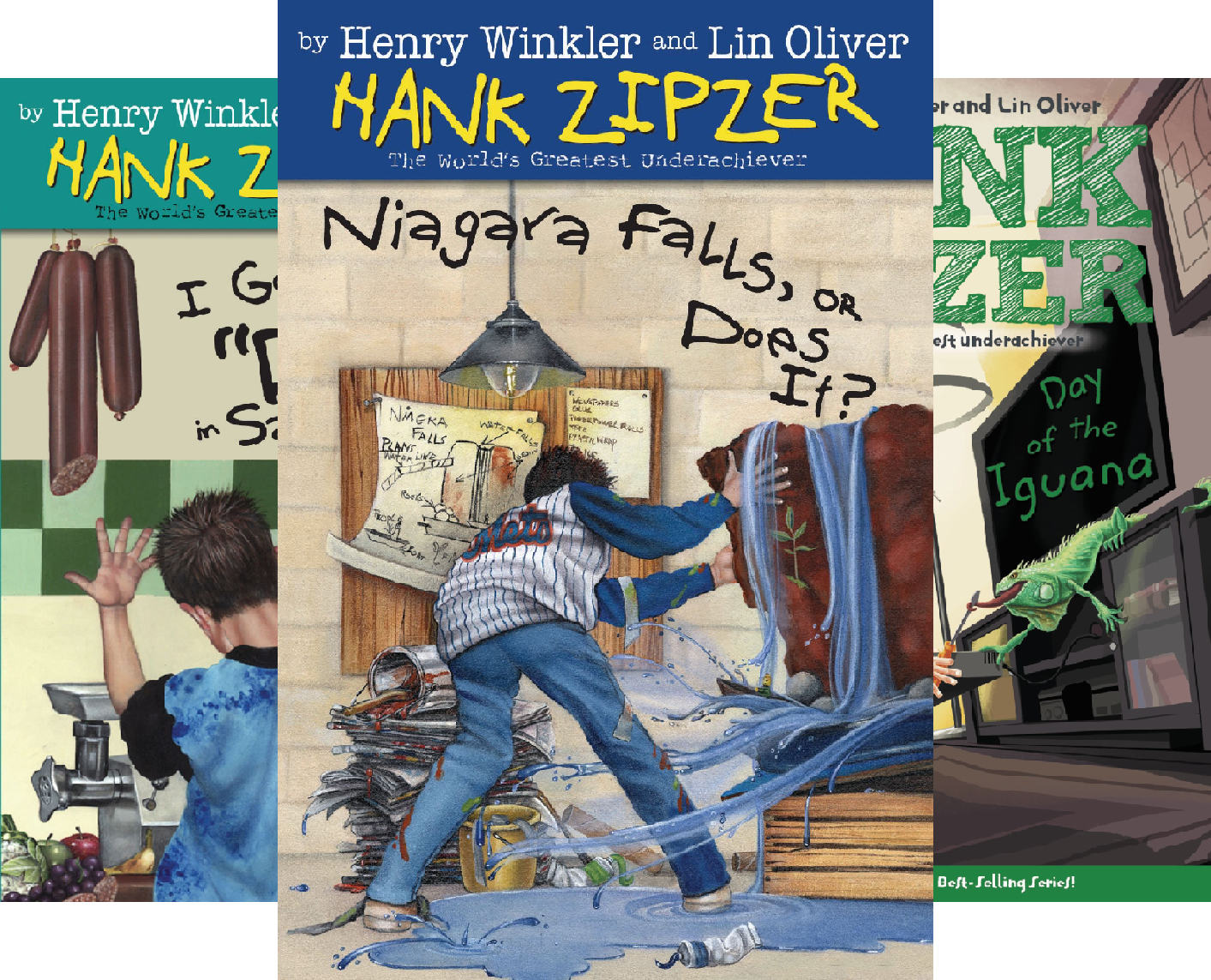 Hank Zipzer (17 Book Series) -