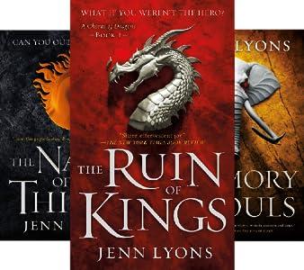 A Chorus of Dragons by Jenn Lyons