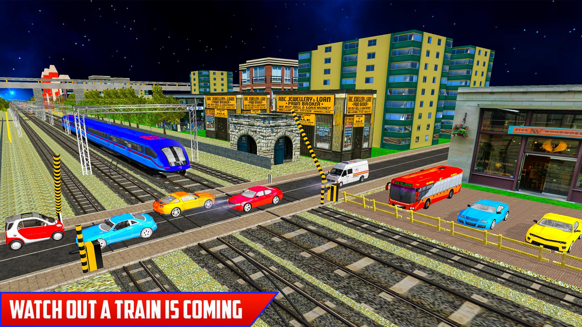 Travesía de ferrocarril Juego - Libre de Train Simulator: Amazon.es: Appstore para Android