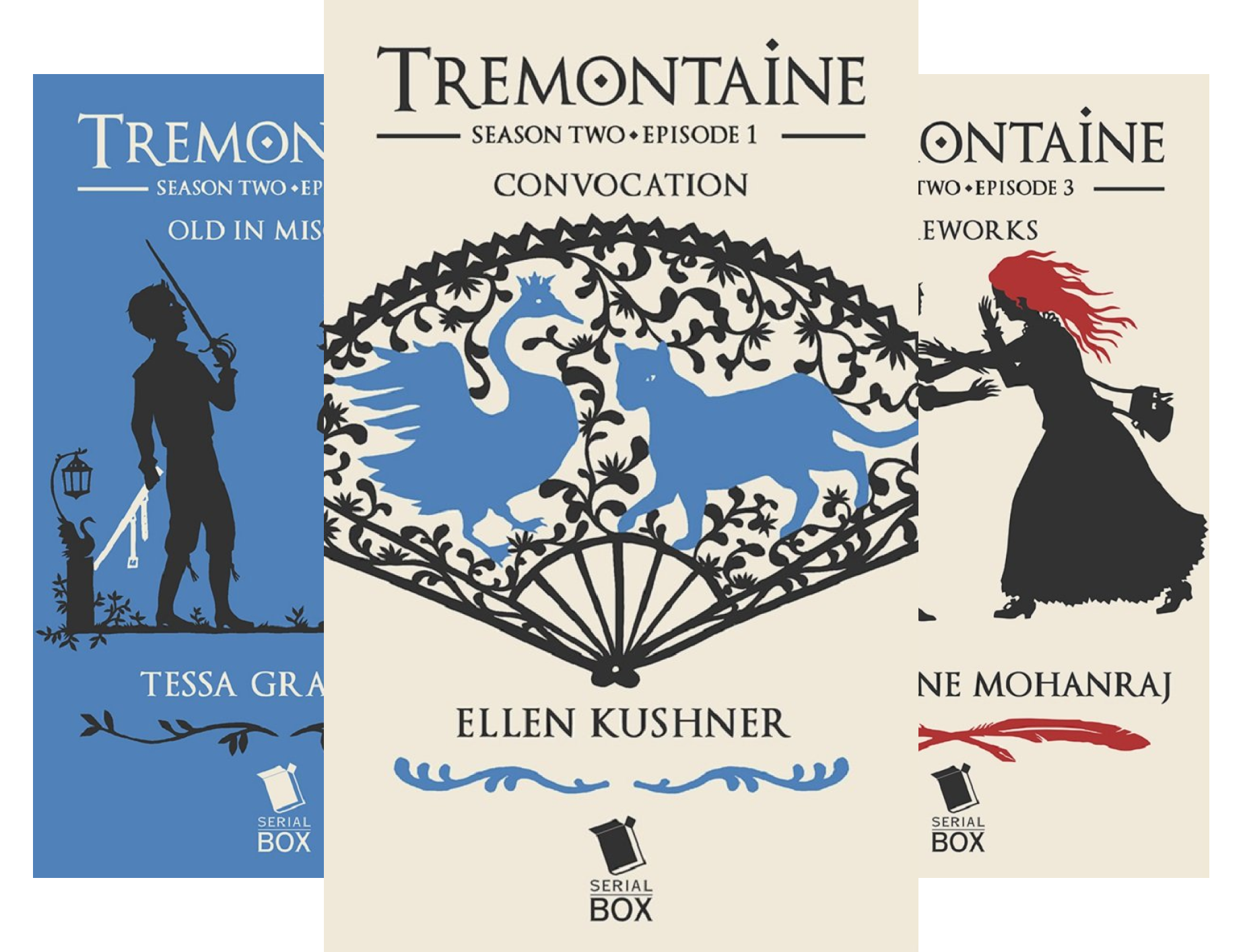 Tremontaine Season 2 (13 Book Series)
