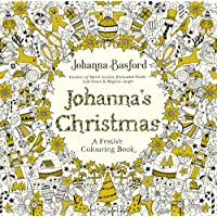 Johanna's Christmas: A Festive Colouring Book