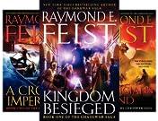 A Kingdom Besieged: Book One of the Chaoswar Saga,