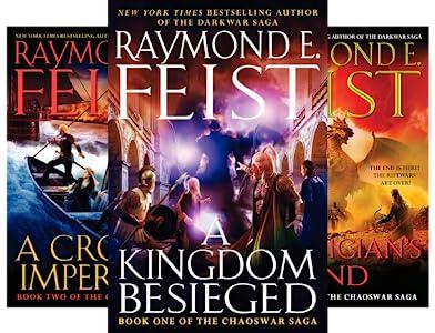 Chaoswar Saga (3 book series) Kindle Edition