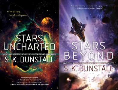 Stars Beyond by S.K. Dunstall science fiction and fantasy book and audiobook reviews