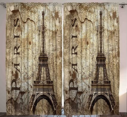 Paris Decor For Bedroom Curtains City Living Room Decorations Eiffel Tower Accessories In French Style
