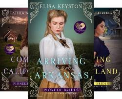 The Pioneer Brides of Rattlesnake Ridge (6 Book Series) by  Keyston , Elisa Sweet Promise Press Catherine Bilson Christine Sterling Nan O'Berry Patricia PacJac Carroll Ramona Flightner