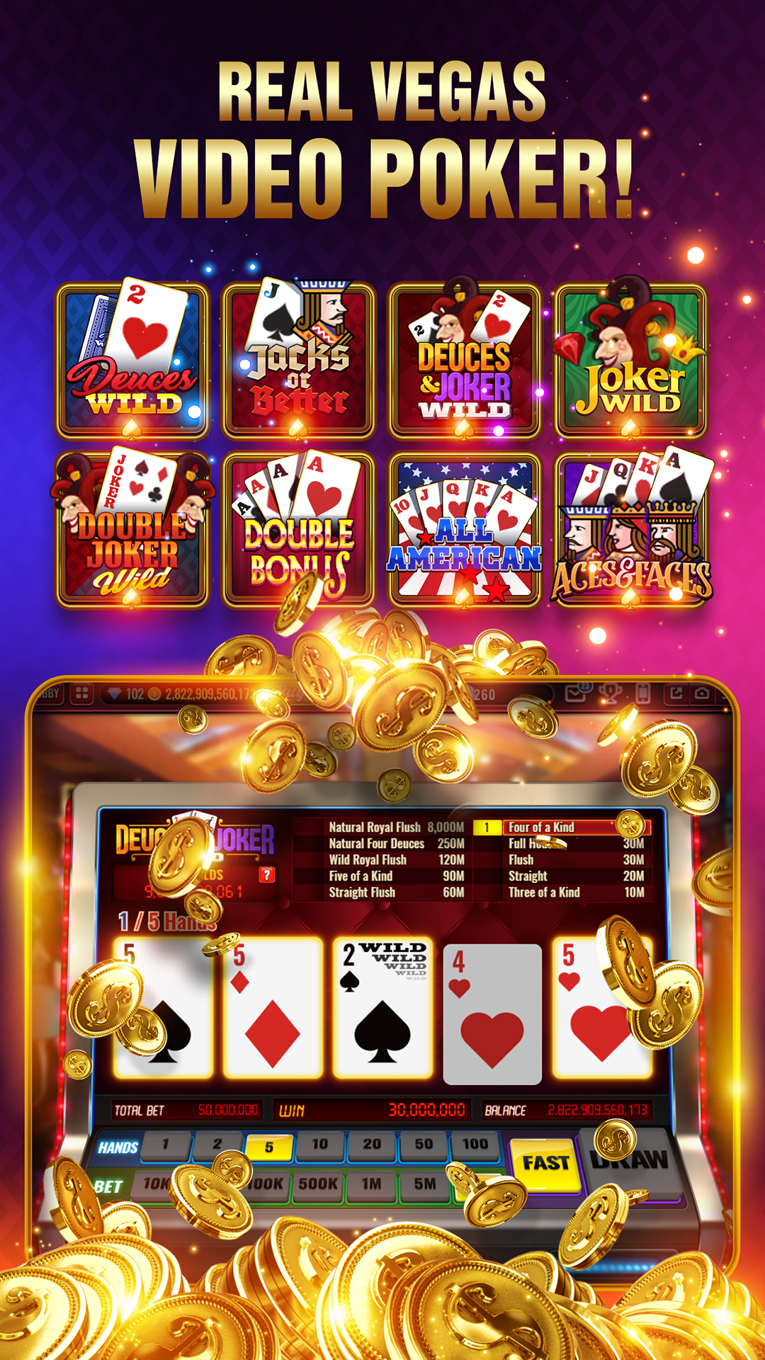 Epic slots download free