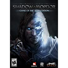 Middle-earth: Shadow of Mordor - Game Of The Year Edition (Mac) [Online Game Code]
