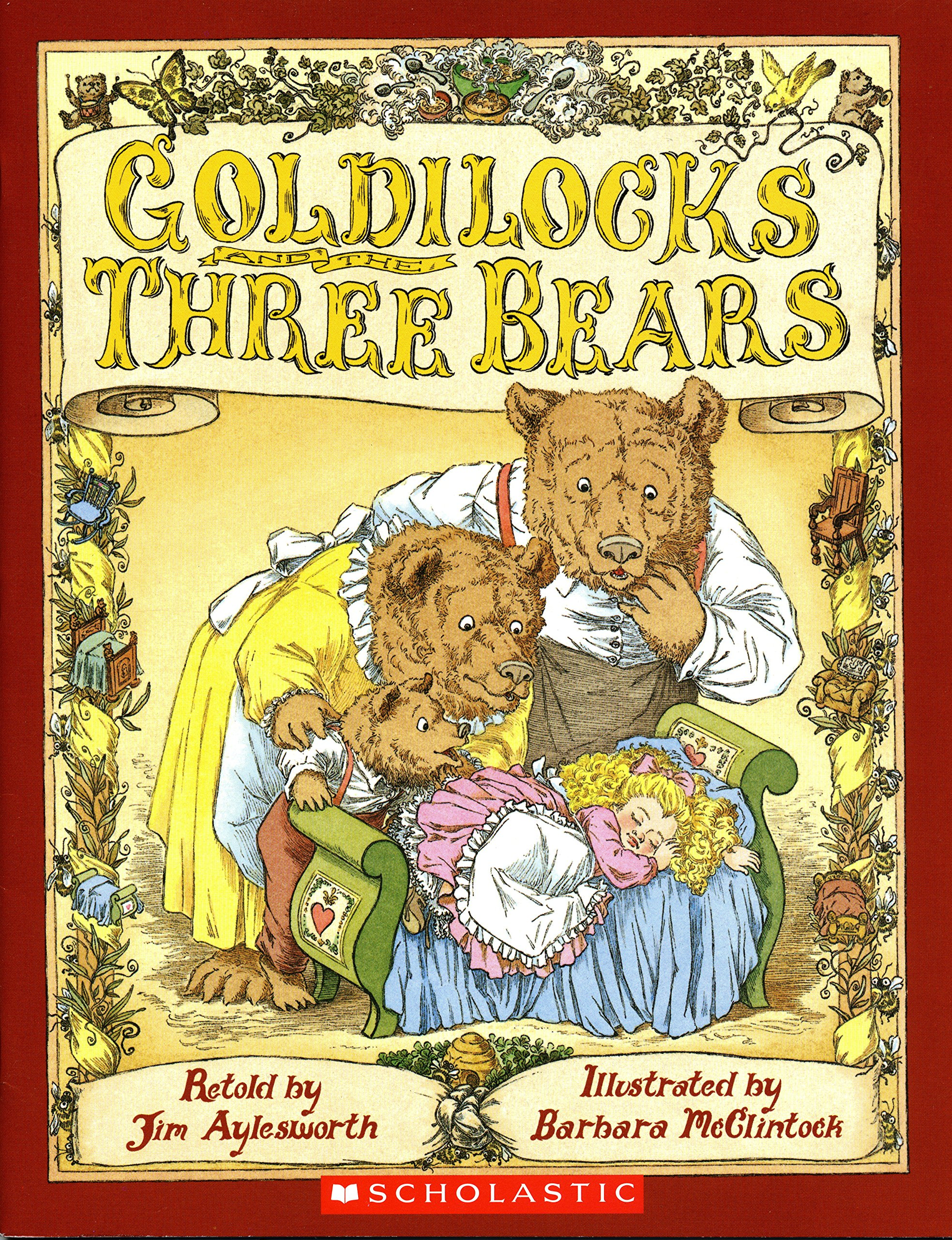 Read Online Goldilocks and the Three Bears pdf epub