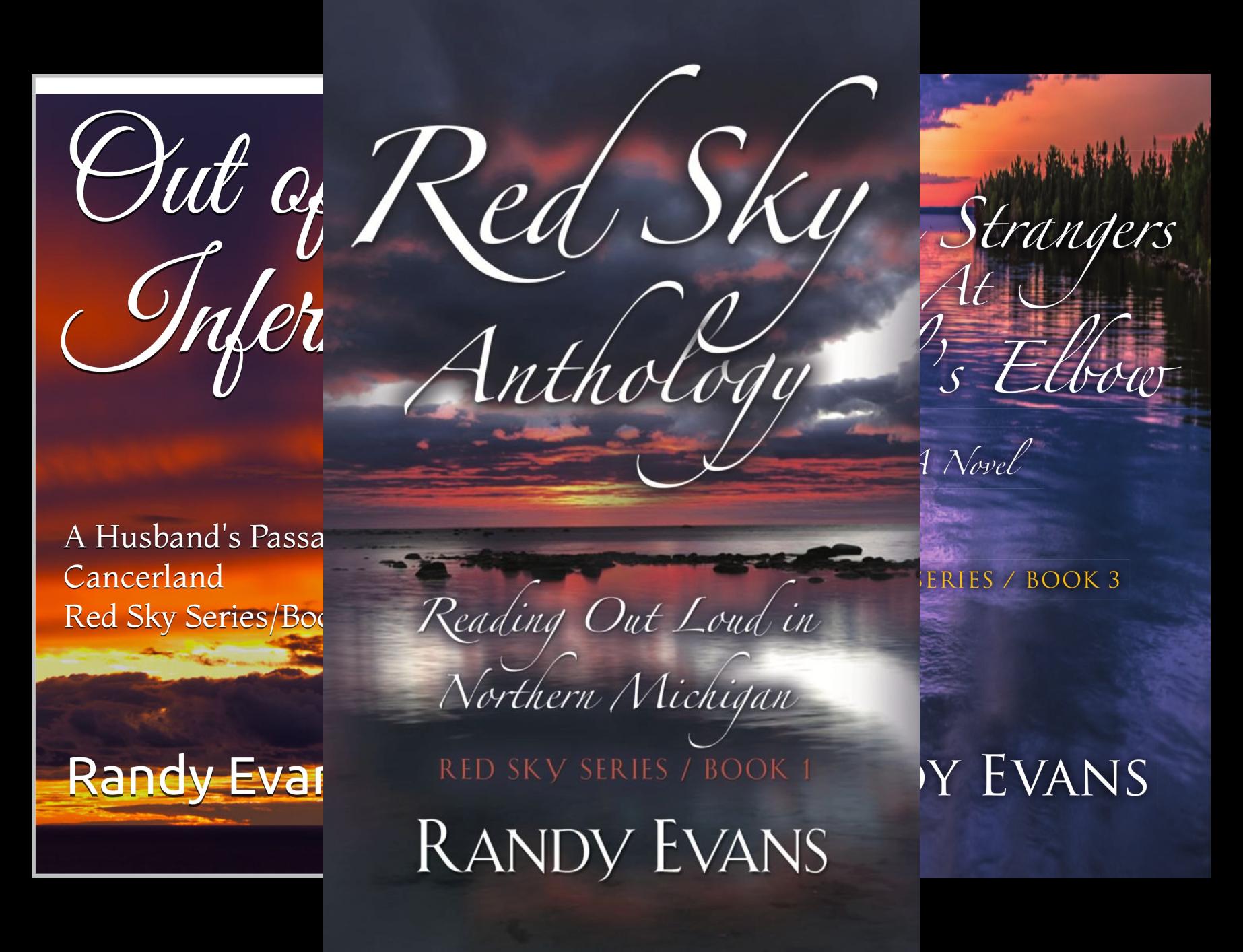 Red Sky Series (3 Book Series)