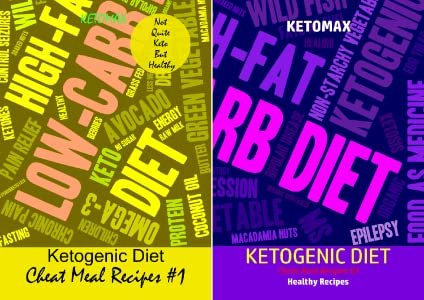 Ketogenic Diet Cheat Meals 2 Book Series Kindle Edition