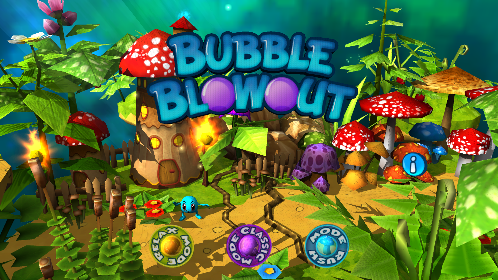 Bubble Blowout [Online Game Code]