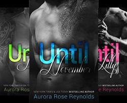 Until Series (4 Book Series) by  Aurora Rose Reynolds