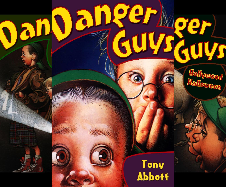 Danger Guys (6 Book Series) -