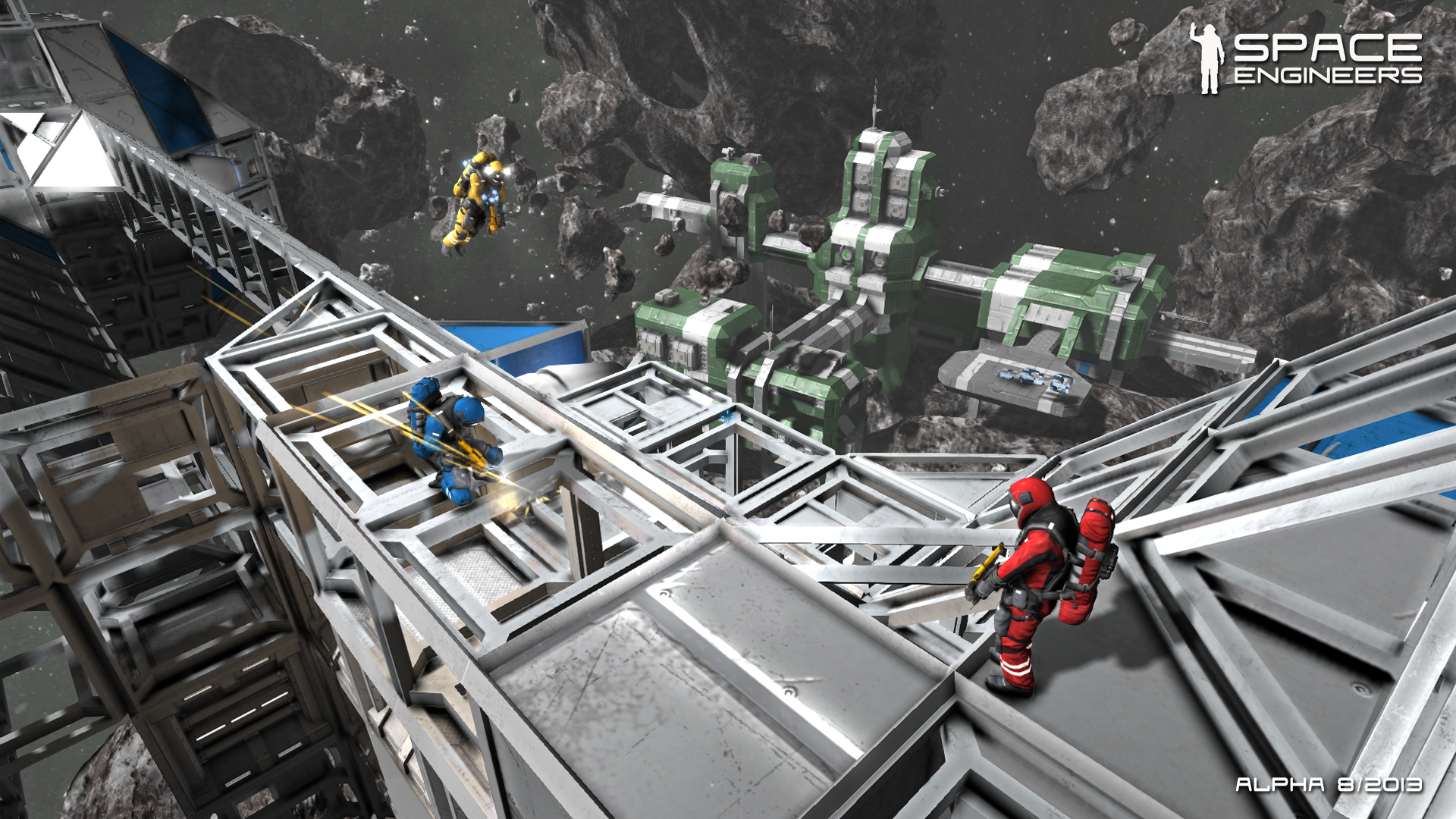 Amazon Space Engineers [ line Game Code] Video Games