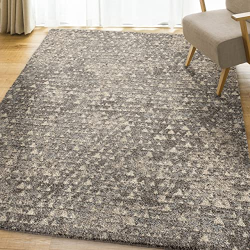 Orian Rugs Super Shag Collection 392425 Timberlane Area Rug