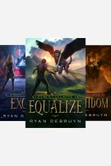 Ether Collapse (3 Book Series) Kindle Edition