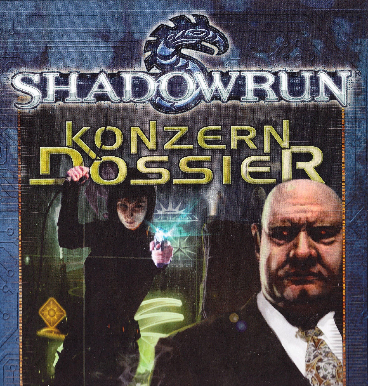Shadowrun Konzerndossier
