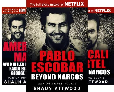Amazon.com: The Cali Cartel: Beyond Narcos (War On Drugs ...