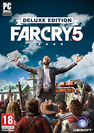 Far Cry 5 - Deluxe Edition [PC Code - Uplay]: Amazon co uk