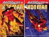 Marvel Universe Iron Man- 2 and 3 (2 Book Series)
